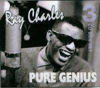Cover Ray Charles - Pure Genius [3CD Box Set]